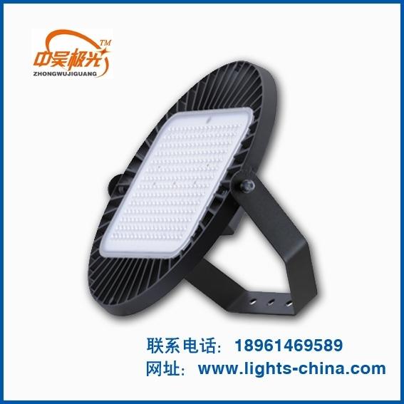 为什么工矿灯用LED?