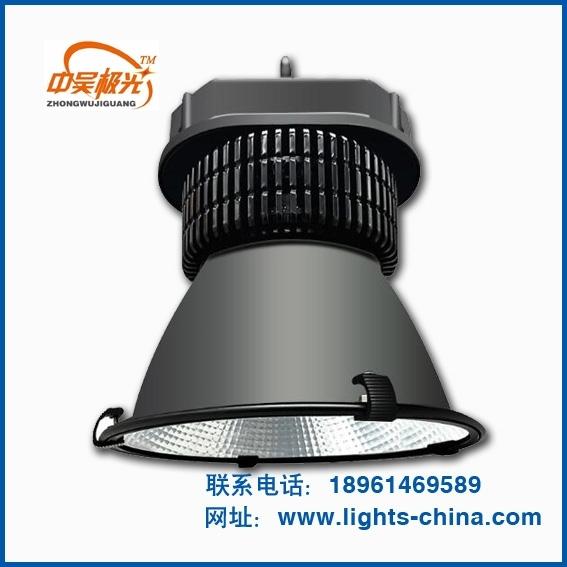 LED工矿灯在厂房照明中使用