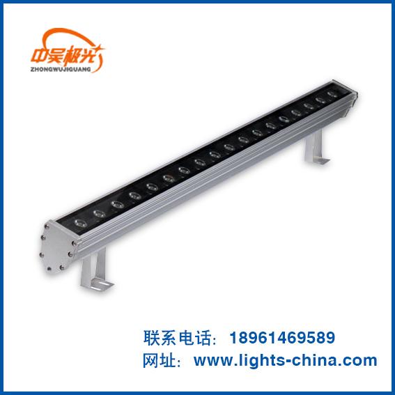 LED线条洗墙灯