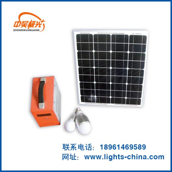 太阳能家用发电系统