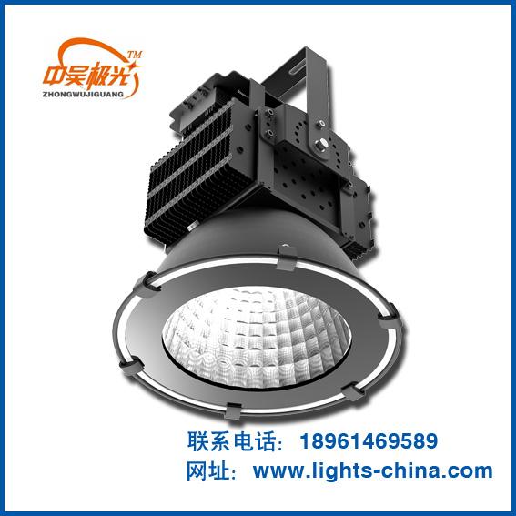 LED智能投光灯