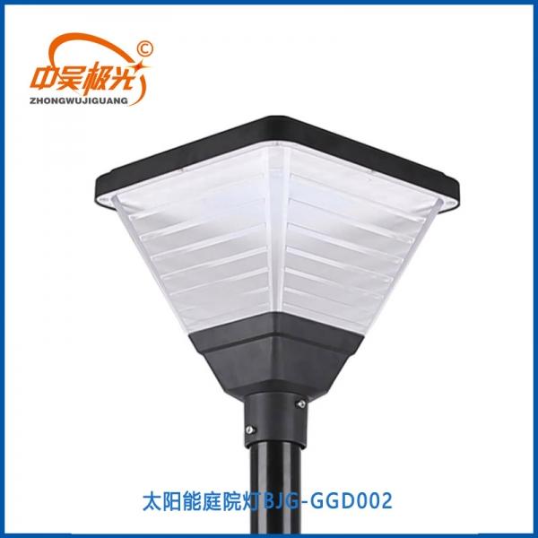 太阳能庭院LED灯